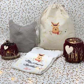 Pack Mis primeras Navidades personalizado